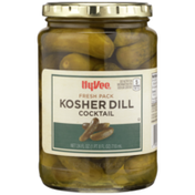 Hy-Vee Dills, Cocktail, Kosher