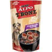Purina Made in USA Facilities Dog Treats, TBonz Filet Mignon Flavor