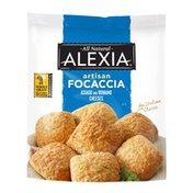 Alexia Artisan Focaccia Asiago And Romano Cheeses