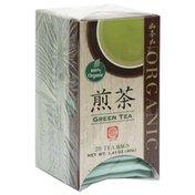 Yama Moto Yama Organic Green Tea