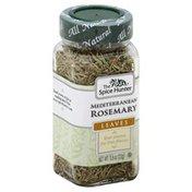 The Spice Hunter Rosemary, Mediterranean, Leaves, Bottle
