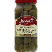 Mezzetta Castelvetrano Olives, Italian, Whole
