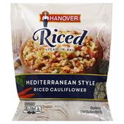 Hanover Riced Cauliflower, Mediterranean Style