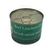 BROTHER AND SISTER Govedji Narezak Beef Luncheon Meat Loaf