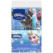 Kleenex 3-Ply White Facial Tissues