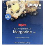 Hy-Vee 80% Vegetable Oil Margarine
