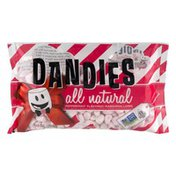Dandies All Natural Peppermint Flavored Marshmallows