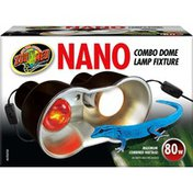 Zoo Med 80 Watt Nano Combo Dome Fixture Lamp