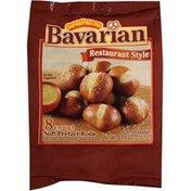 SUPERPRETZEL Bavarian Soft Pretzel Rolls