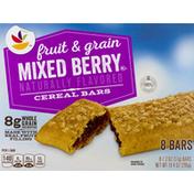 SB Cereal Bars, Mixed Berry, Fruit & Grain