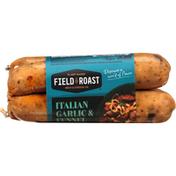 Field Roast Grain Meat Sausages, Vegetarian, Italian