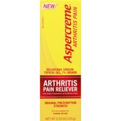 Aspercreme Arthritis Pain Reliever, Original Prescription Strength
