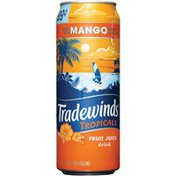 Tradewinds Pre-Priced Mango Fruit Juice