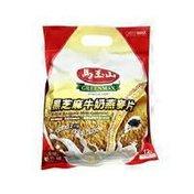 GM Black Sesame Milk Oatmeal