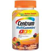 Centrum Adults MultiGummies Multivitamin/Multimineral Supplement Gummies