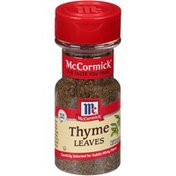 McCormick® Whole Thyme Leaves