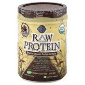 Garden of Life Protein, Raw Organic, Chocolate