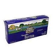First Street Unsalted Butter Grade AA