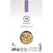 Maker Overnight Oats Mulberry & Chia