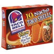 Taco Bell Taco Shells, Nacho