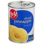 Big Y Sliced Pineapple
