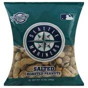 Hampton Farms Peanuts, Seattle Mariners, Salted, Roasted