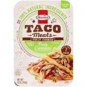 Hormel Taco Meats Shredded and Seasoned Pork Carnitas