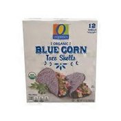 O Organics Organic Blue Corn Taco Shells
