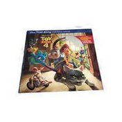 Disney Toy Story 4 Read-A-Long Storybook & CD