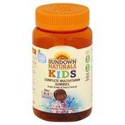 Sundown Naturals Multivitamin, Complete, Gummies, Disney Junior Doc McStuffins Toy Hospital