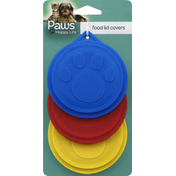 Paws Happy Life Food Lid Covers