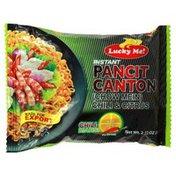 Lucky Me! Instant Pancit Canton, Chili & Citrus