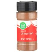 Food Club Ground Cinnamon