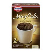 Dr. Oetker Mug Cake Chocolate - 2 CT