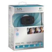 Logitech Webcam, HD, C525
