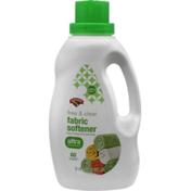 Hannaford Free & Clear Fabric Softener