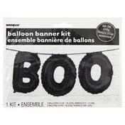 Unique Balloon Banner Kit