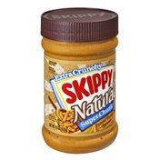Skippy Natural Extra Crunchy Super Chunk Peanut Butter Spread