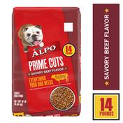 Purina Dry Dog Food, Prime Cuts Savory Beef Flavor