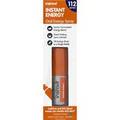 Instavit Instant Energy, Oral Energy Spray, Spearmint Flavor