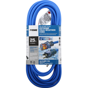 Prima Extreme Cold-Weather Cord, 25 Feet