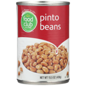 Food Club Pinto Beans