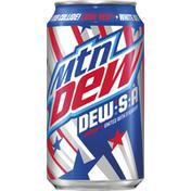 Mtn Dew citrus Soda