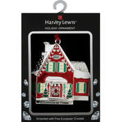 Harvey Lewis Holiday Ornament, Christmas at Home