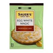 Sauer's Meringue Mix, Egg White Magic