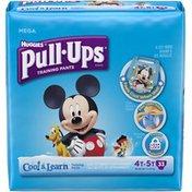 Pull-Ups Cool & Learn Boys 4T-5T Training Pants