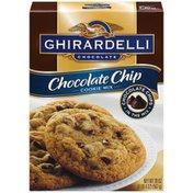 Ghirardelli Chocolate Chocolate Chip Cookie Mix