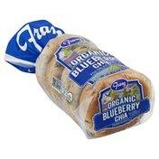 Franz Bagels, Premium, Organic, Blueberry Chia