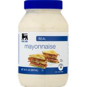 Food Lion Mayonnaise, Real
