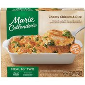 Marie Callender's Cheesy Chicken And Rice